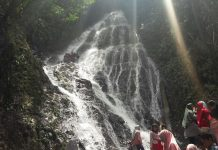 air terjun di Lahat
