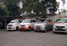 Ambulans Gratis Muhammadiyah
