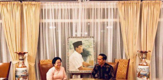 Megawati - Joko Widodo