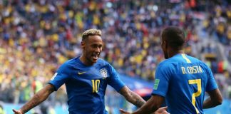Brazil vs Kostarika
