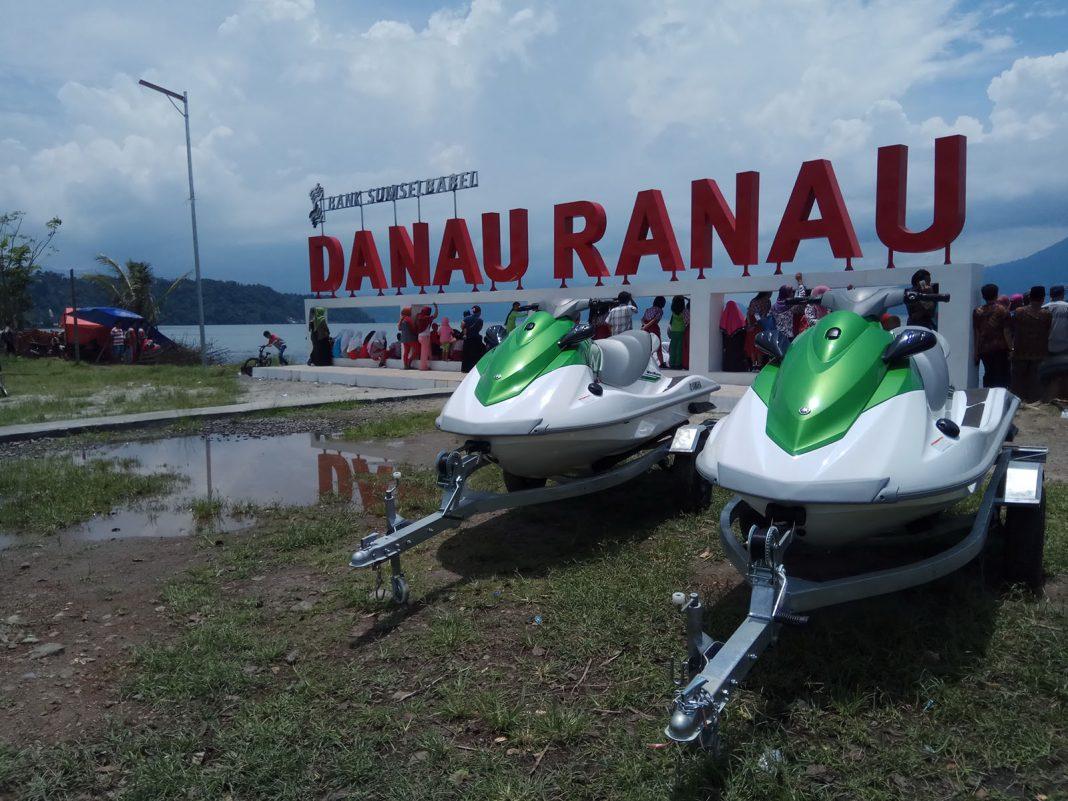 Obyek Wisata Danau Ranau Di Sumsel, Makin Dikenal Masyarakat