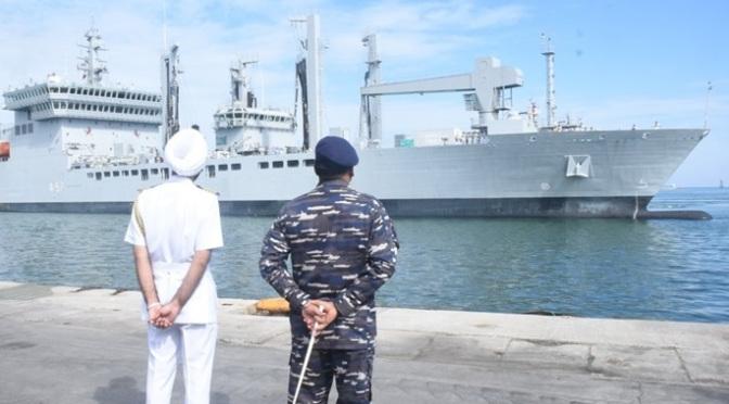 Kapal Perang India