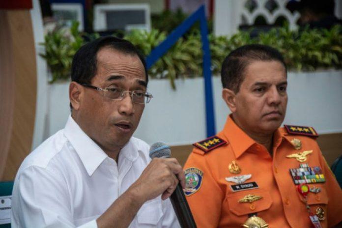 penangan korban kapal KM Sinar Bangun