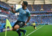 Uruguay vs arab saudi