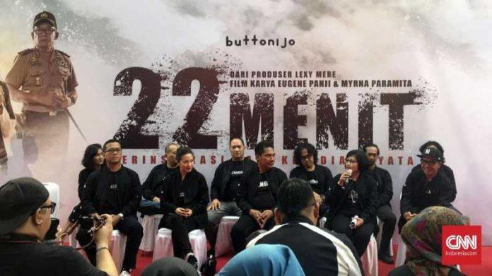 BRI Dukung Produksi Film 22 Menit