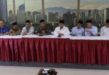 Prabowo-Sandi Silaturahim Ke PP Muhammadiyah