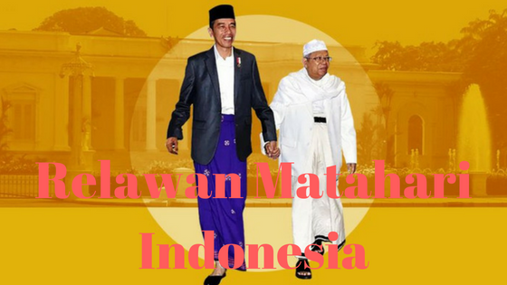 Relawan Matahari Indonesia Siap Menangkan Lagi Joko Widodo