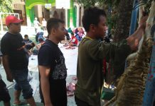 SMP Muhammadiyah 1 Simpon Salurkan Daging Qurban ke Masyarakat