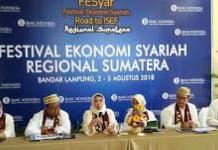 Festival Ekonomi Syariah Digelar di Bandar Lampung