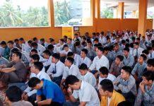 Siswa SMA Muhammadiyah 4 Bengkulu