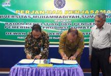 Sumatra Utara Kembangkan Tradisi Riset