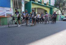 Rainbow Cycling Community Sumbang Untuk Lombok