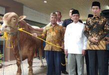 Presiden Joko Widodo Silaturahmi Dengan PP Muhammadiyah