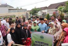 Sandiaga Kunjungi Ketua Umum PP Aisyiyah