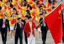 China Mendominasi Asian Games