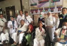 Jemaah Haji Sakit Diprioritaskan Pulang Lebih Awal