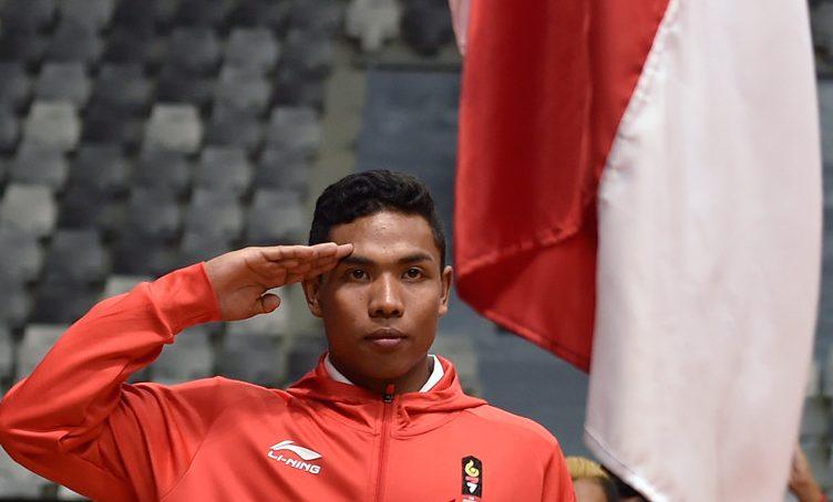 Zohri masuk ke semifinal lari 100 meter