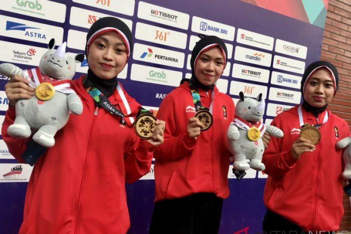 Dominasi Pesilat Indonesia di Asian Games Makin Kuat