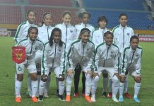 Timnas Sepak Bola Putri Siap Laga Nanti Malam