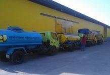 Kementrian PUPR Kirim Alat Berat dan Peralatan Sanitasi Ke Palu