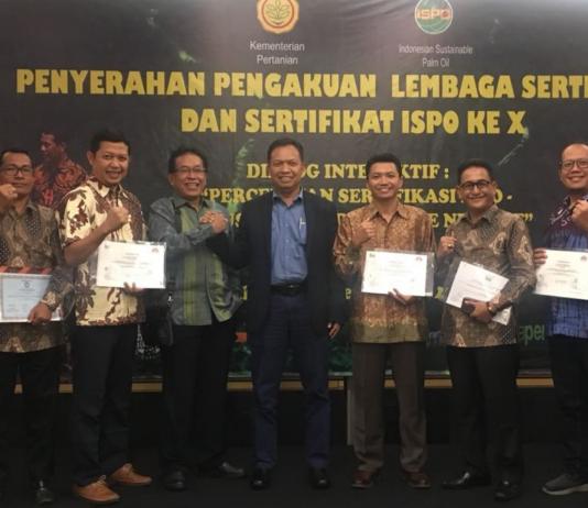 Grup Astra AgroKembali Raih ISPO