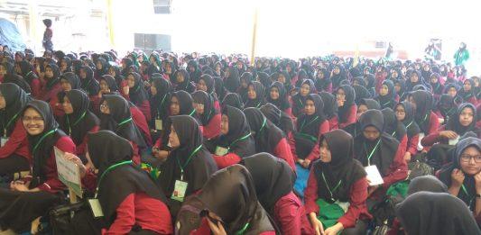 UM Bengkulu Kukuhkan 1.850 Mahasiswa Baru