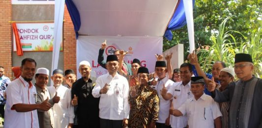Wakil Walikota Pekanbaru Resmikan Pondok Tahfidz Quran Lazismu Pekanbaru