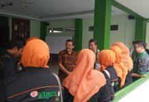Guru SMP Muhammadiyah 4 Kebomas Gresik Studi Banding Ke Bandung