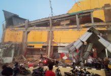 Gempa Melanda Sulawesi Tengah