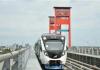 Tahun Ini Semua Stasiun LRT Palembang Rampung
