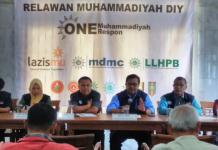 Muhammadiyah Akan Bangun 465 Huntara Tahan Gempa di Lombok
