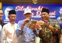 Sandi Dapat Sumbangan Spontan Dari Warga Muhammadiyah Jatim