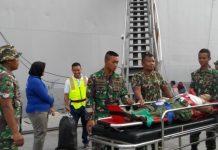 Kapal RS Soeharso Layani 1.238 Pasien Gempa Sulteng