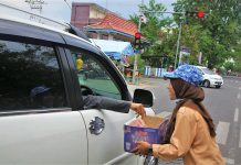 Pemuda Lahat Galang Bantuan Bagi Korban Bencana di Sulteng