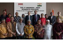 Indonesia-India Pertama Kali Gelar Dialog Lintas Agama