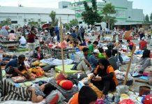 Penyakit Ispa dan Diare Mengintai Pengungsi Gempa di Sulteng