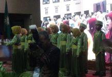 Siswa SD Muhammadiyah 1 Meriahkan Rembug Nasional Guru Muhammadiyah