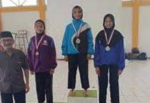Pencak Silat KMM Padang Panjang, Raih Dua Medali Pada Porprov ke-XV
