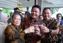 Gubernur Sumsel Perintah Hidangkan Kopi Saat Rapat