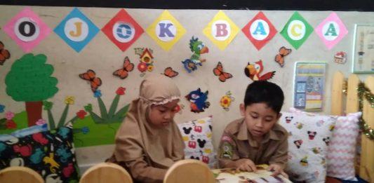 SD Mutual Gelar Lomba Pojok Baca Pertama di Kota Magelang