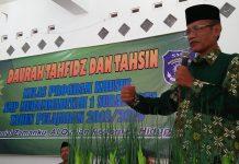 SMP Muhammadiyah 1 Simpon Adakan Daurah Tahfidz dan Tahsin
