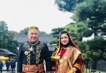 Din Syamsuddin Menerima Bintang Jasa dari Kaisar Jepang