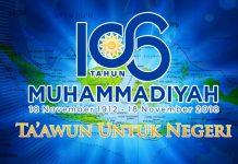 Muhammadiyah Mengajak Ta'awun untuk Negeri