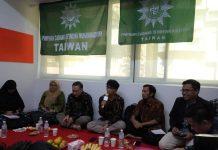 Reuni 212 Muhammadiyah Taiwan