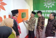 Ketum PP Muhammadiyah Resmikan Kantor Dakwah dan Layanan Lazismu PCIM Taiwan