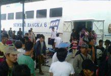 Kapal Cepat Palembang-Bangka Beroperasi Tiap Hari