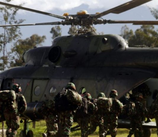 Korban Selamat Penyerangan Gerombolan Teroris Tiba di Timika