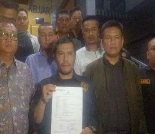 Pengagum Soeharto Laporkan Wasekjen PDIP