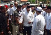 prabowo subianto haul tsunami Aceh