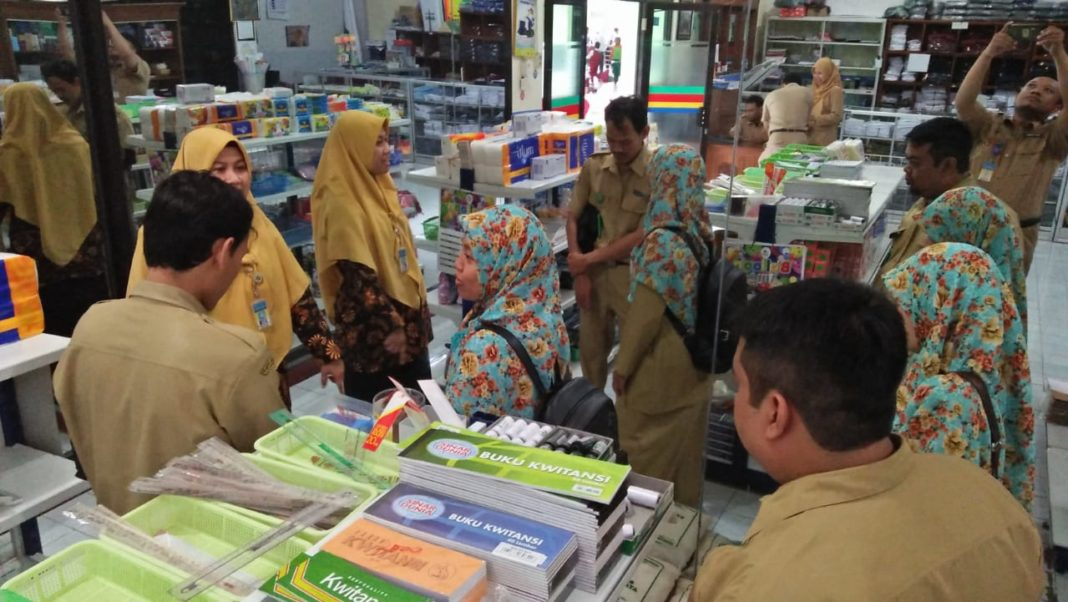 SDIT Muhammadiyah Kartasura Berkunjung ke SD Muh 1 Solo